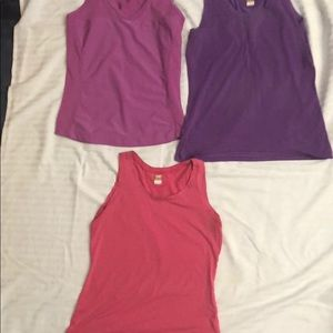 Lucy workout tank tops